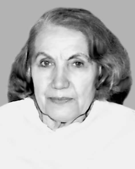 Gromashevsyka Lyubov Leontiivna